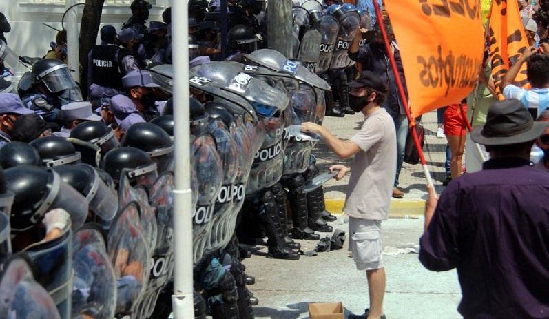La represión de Insfrán terminó en escándalo nacional y alimentó la demagogia macrista