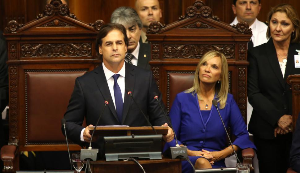 Lacalle Pou entre la demagogia y la defensa del ajuste en Uruguay