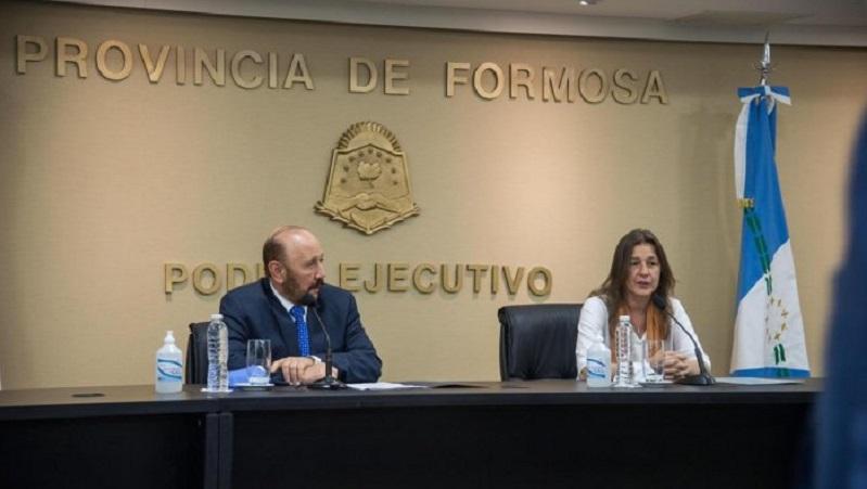 """Sabina Frederic defendió a Insfrán tras la represión: dice que """"hay ensañamiento"""""""
