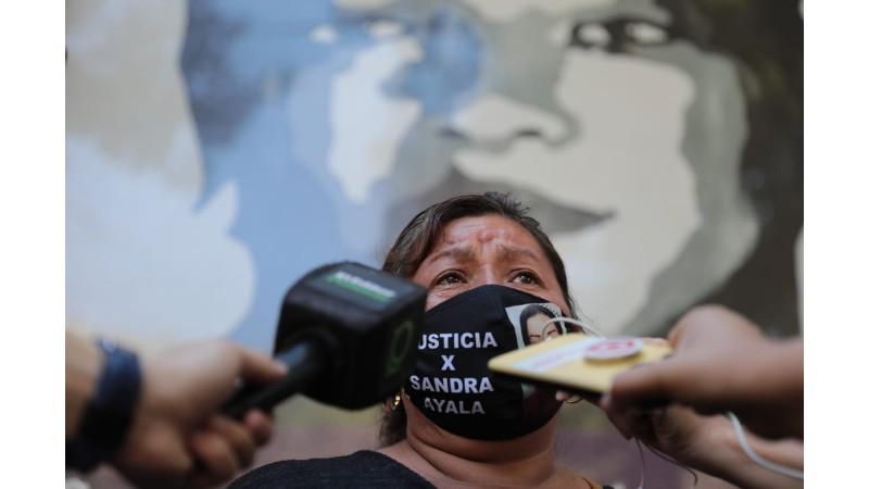 8M en La Plata: reclaman que se abra la Casa Sandra Ayala Gamboa