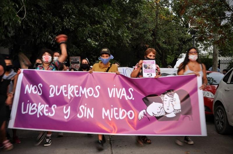 [Audio] Laura Vilches convoca a movilizarse este 8M en Córdoba junto a la Asamblea Ni Una Menos
