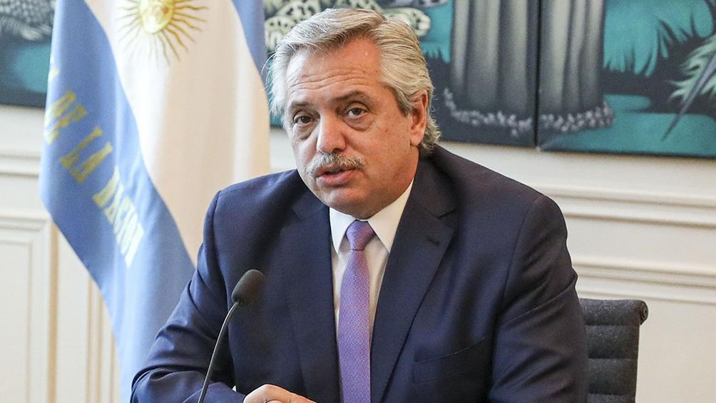 AMBA: Fernández anunció asignación de $ 15.000 solo para un sector que cobraba la IFE