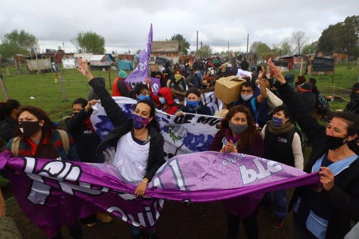 """Encuentro de Coordinación de las Luchas: """"que todas las mujeres puedan participar"""""""