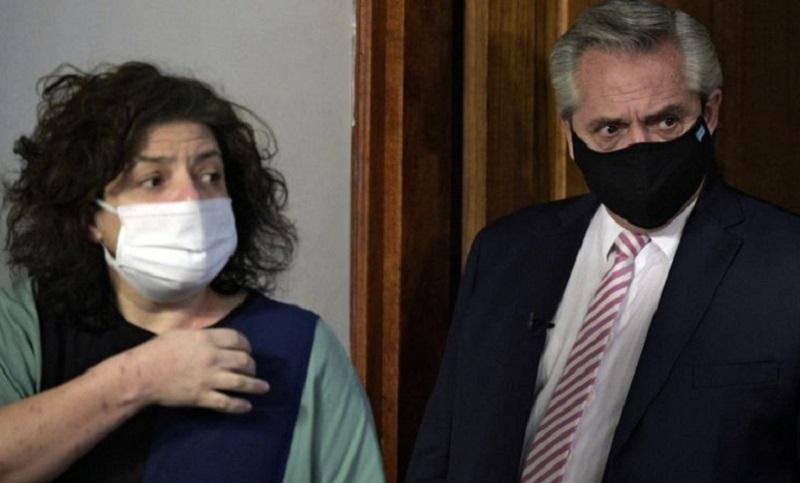 """Carla Vizzotti habló como una comentarista más: """"Es el momento más difícil de la pandemia"""""""