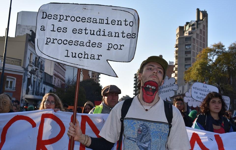 Se confirma la elevación a juicio de 27 estudiantes de Córdoba