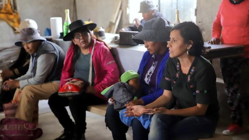 """Natalia Morales: """"Las demandas indígenas quedan archivadas en la Legislatura de Jujuy"""""""