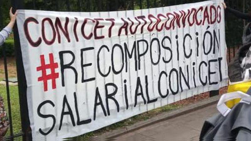 CONICET: Asamblea interestamental de trabajadores vota plan de lucha