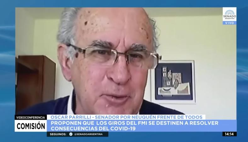 La deuda no se cuestiona: la declaración de Parrilli solo sirve para marcarle la cancha a Guzmán
