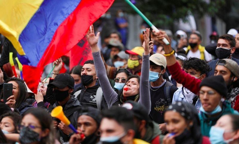 Toda la solidaridad al pueblo colombiano: la rebelión popular contra los paquetazos y el gobierno de Duque