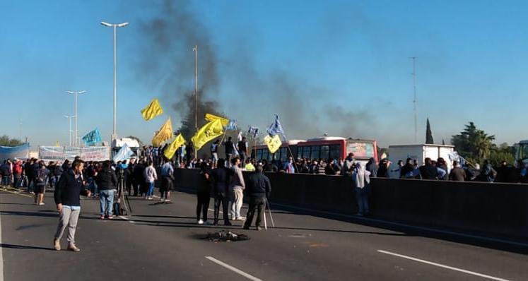 Trabajadores del transporte anuncian medidas de lucha para el próximo martes