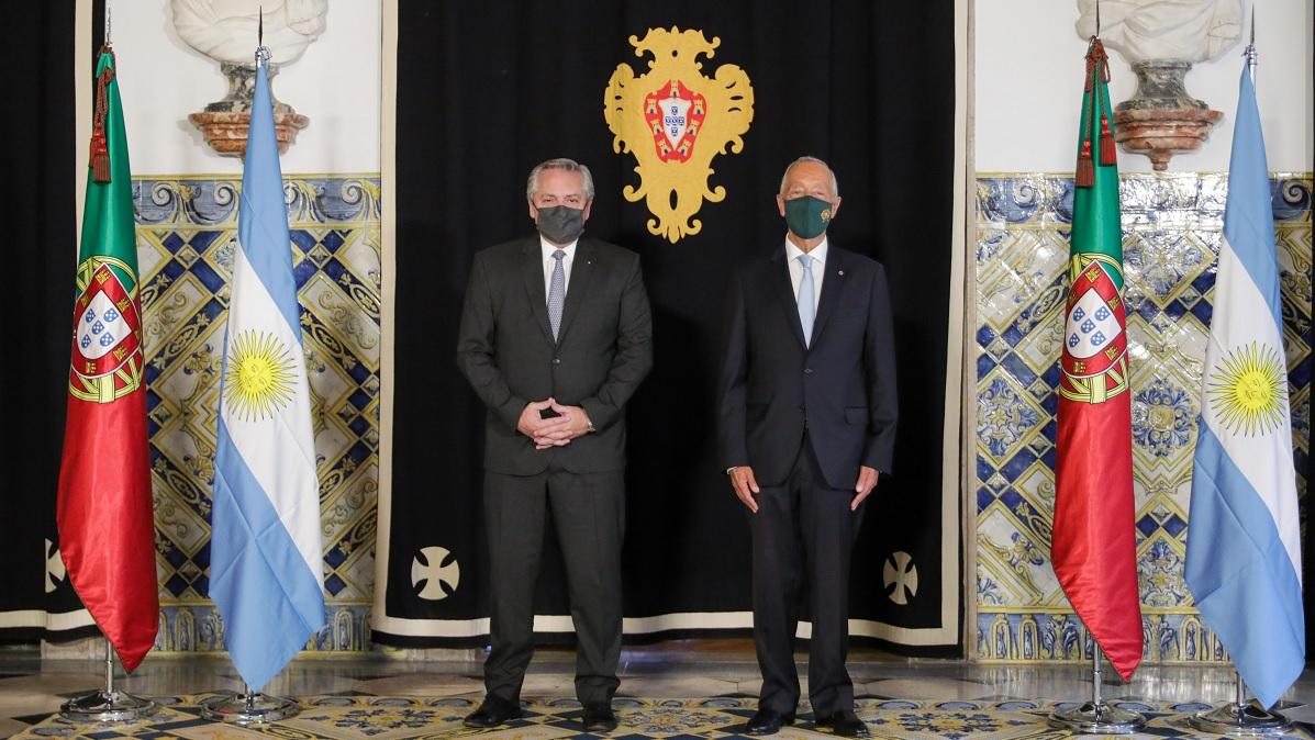Arrancó la gira presidencial por Europa: buscan apoyo para negociar con el FMI