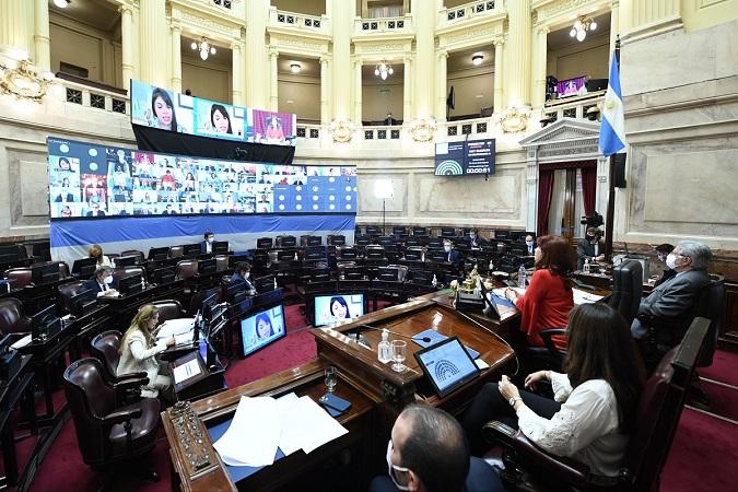 Interna del gobierno: el Senado vota el proyecto demagógico que presentó Parrilli