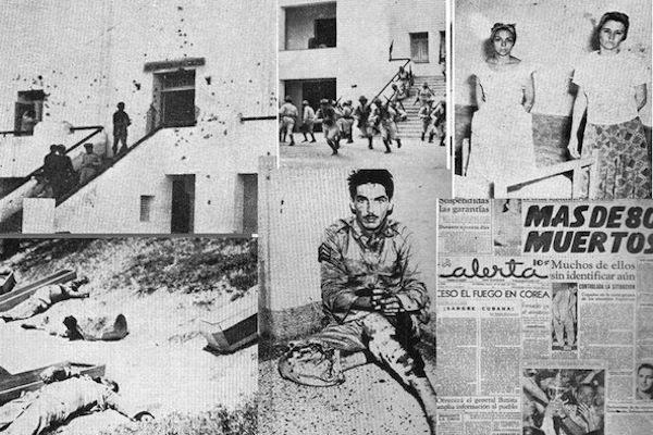 26 DE JULIO DE 1953 // TRIBUNA ABIERTA. El asalto al Moncada