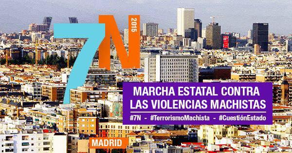 #yovoy7N Marcha estatal contra las violencias machistas Arton22698