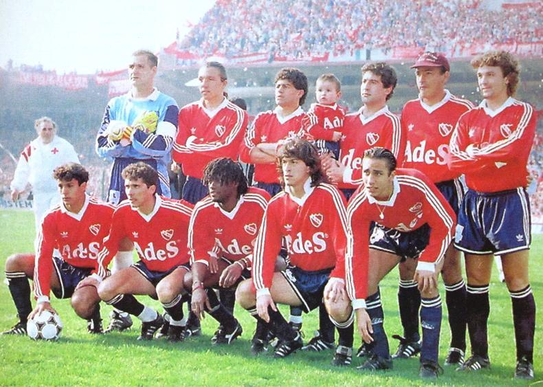 A 22 años del Independiente campeón del Clausura 1994