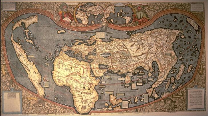 """El descubrimiento del """"Nuevo Mundo"""" y la larga historia"""