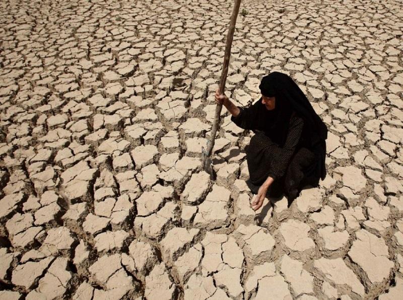 Resultado de imagen para sequía en siria y palestina