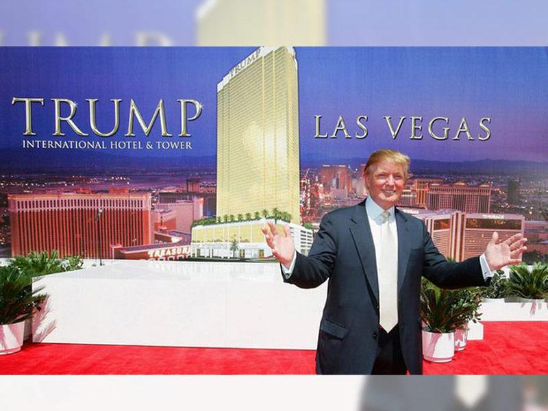 Resultado de imagen de corporación Trump