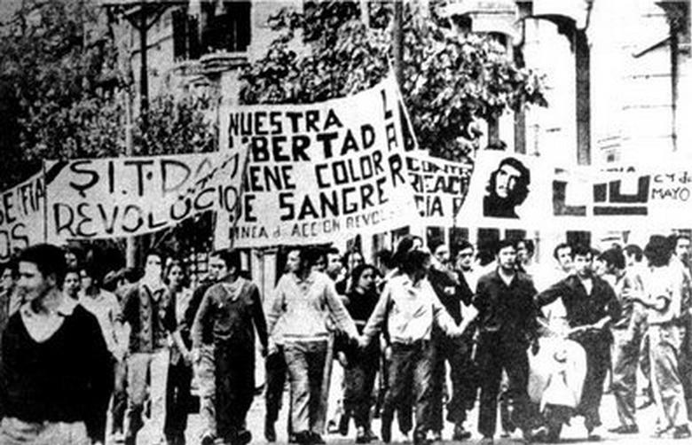 Argentina /El Cordobazo: la movilización obrero-estudiantil y el inicio del  fin de la revancha conservadora (Fotos) – Resumen Latinoamericano