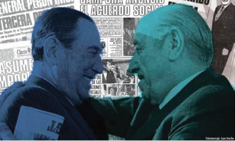 ¿Qué fue el Pacto Social impulsado por Perón y Gelbard?