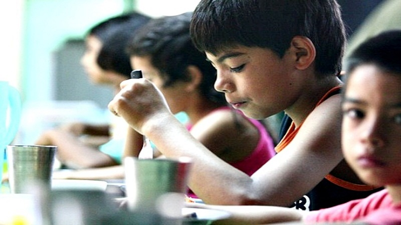 Hambre en las escuelas p blicas bonaerenses for Comedores escolares caba
