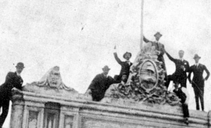 100 años de democracia