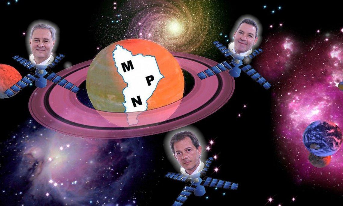 Sat lites del mpn fuera de rbita for Fuera de orbita