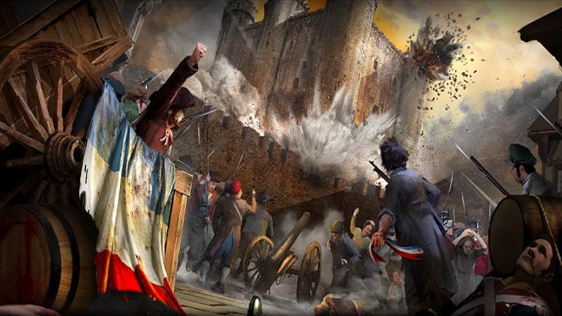 """Revolución francesa: """"Un cambio radical en las estructuras"""