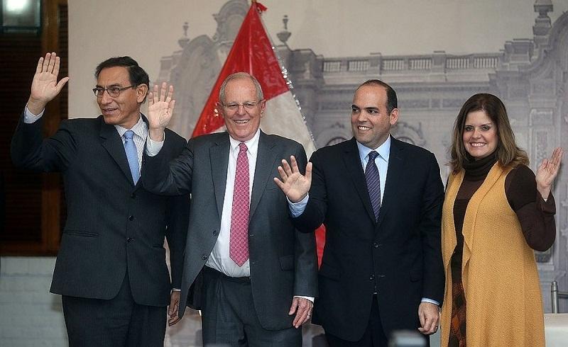 Un gabinete macrista para el peruano kuczynski for Ministros del peru