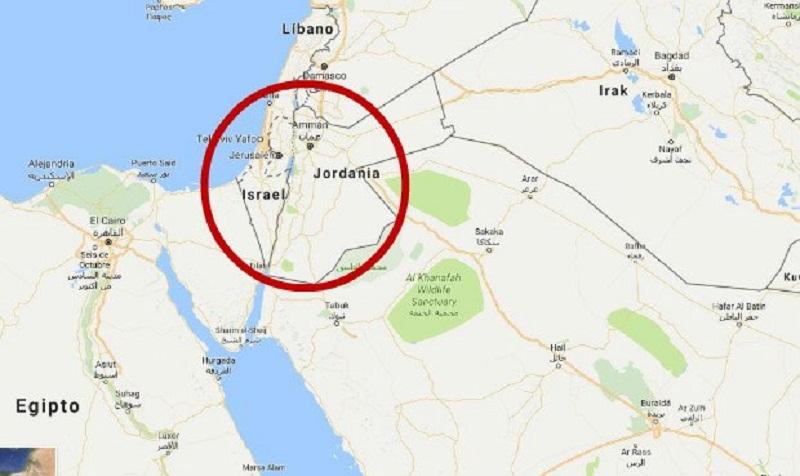 Google Maps Elimino El Nombre De Palestina Y Lo Cambio Por El De