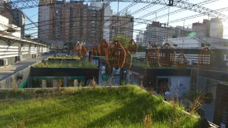 Terrazas Verdes Una Solución Al Problema Del Ambiente En