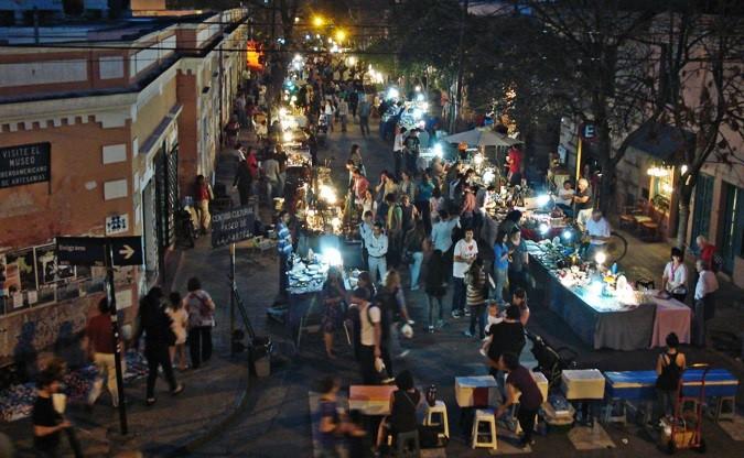 C rdoba las mujeres de la feria de g emes resistimos for Feria de artesanias cordoba 2016
