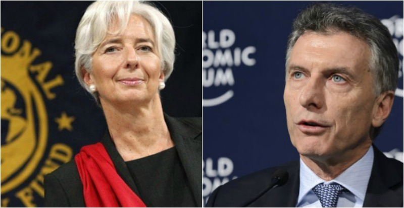 Finalizó evaluación del FMI y felicitó al Gobierno por