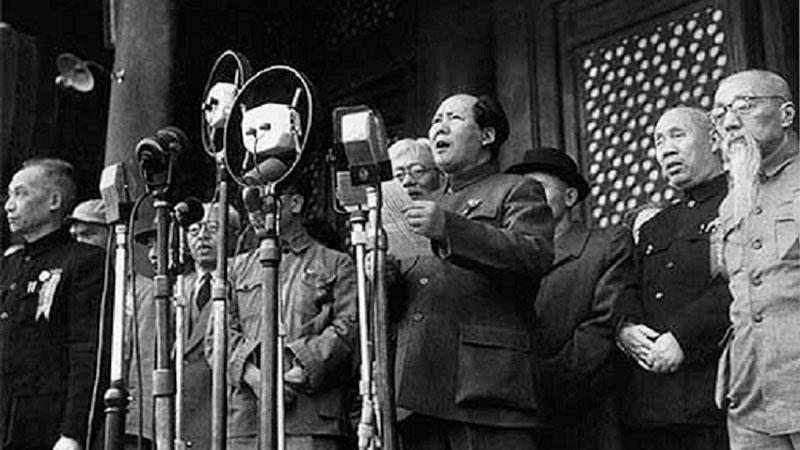 A 70 AÑOS. La fundación de la República Popular China