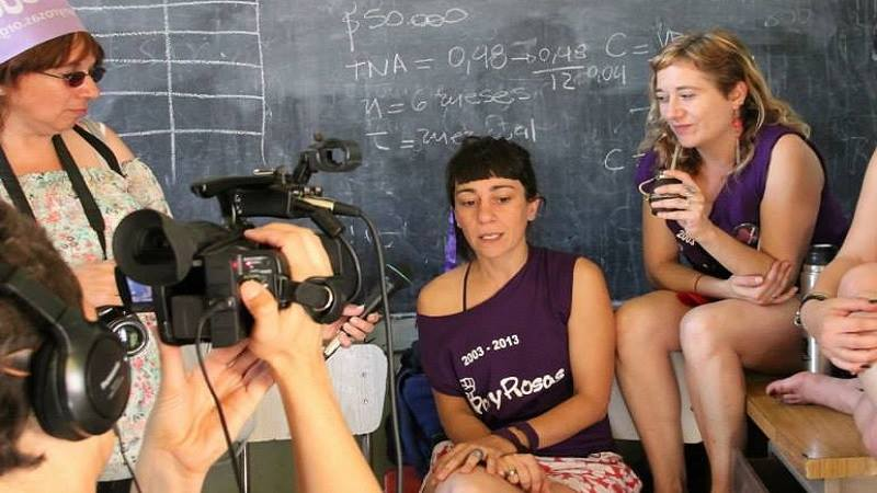 Encuentronacionalmujeres Juntas Podemos Tomar Las
