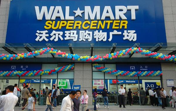 Los trabajadores chinos enfrentan a Walmart en todo el país