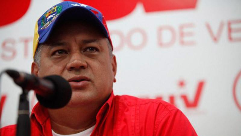 Cabello califica de inamistoso agresión contra la canciller Rodríguez en Argentina