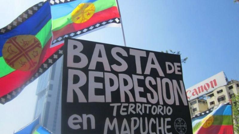 Resultado de imagen para reclamos mapuches