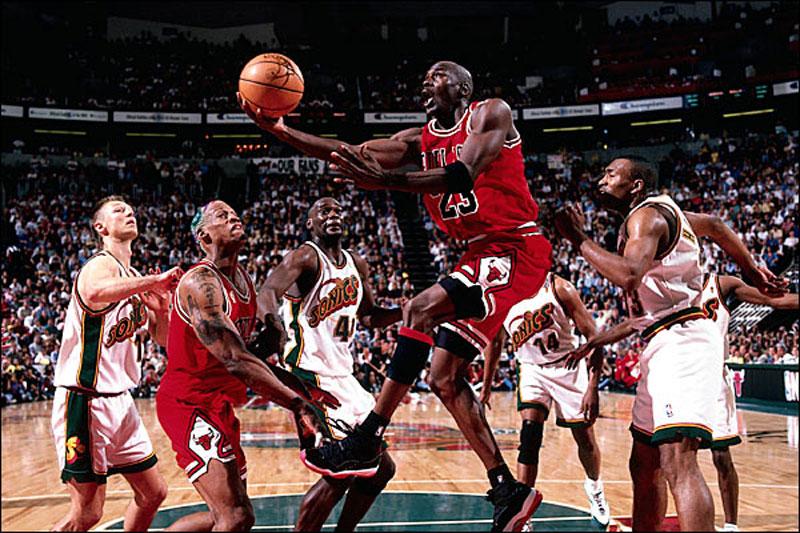 Por qué Michael Jordan fue el mejor de la historia