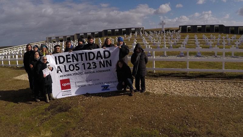 La Comisi N Por La Memoria Viaj A Malvinas Por Los 123