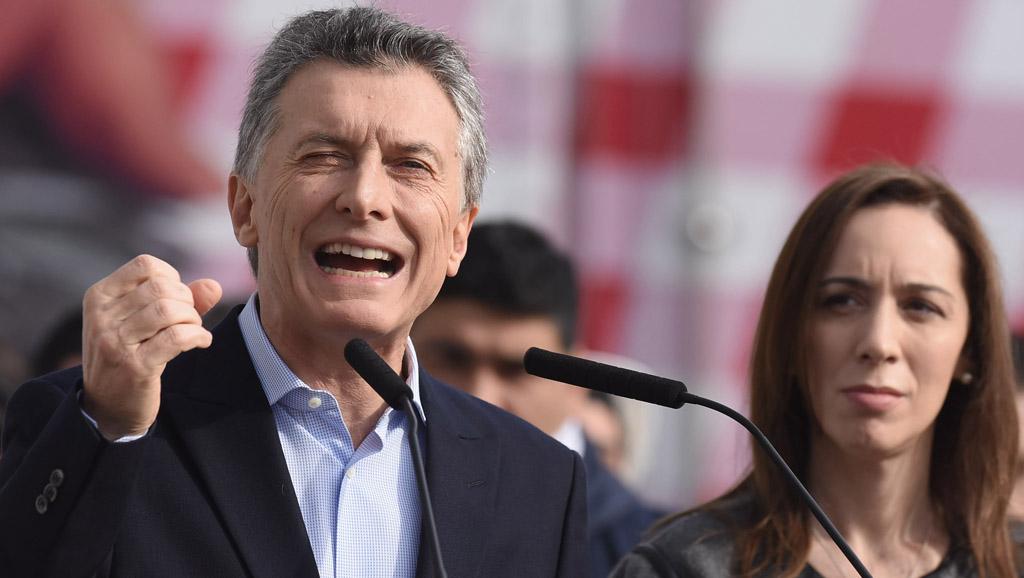 Resultado de imagen para Macri vidal