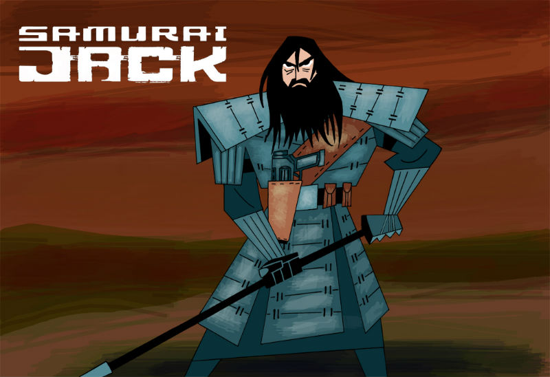 Samurai Jack Bs