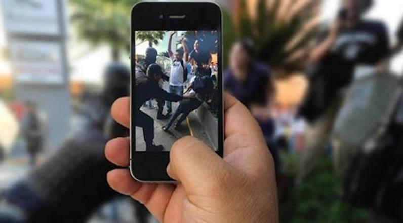 a8433240c Existe un derecho constitucional a filmar el accionar de la Policía