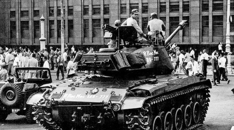 Relaciones peligrosas: Estados Unidos y el golpe de 1964 en Brasil