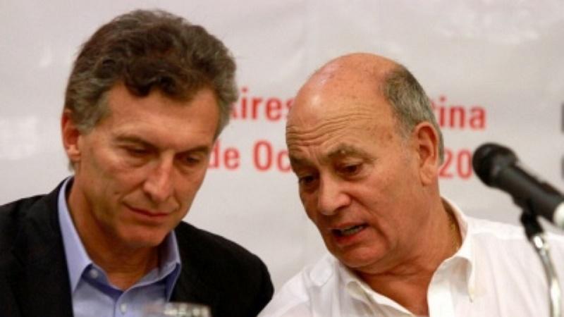 Estar con el peronismo le suma a Macri —