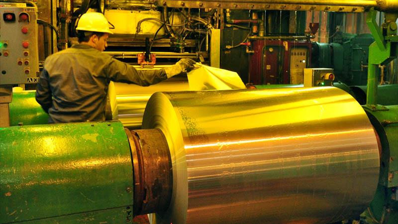 La industria utilizó el 65,7% de su capacidad instalada durante marzo