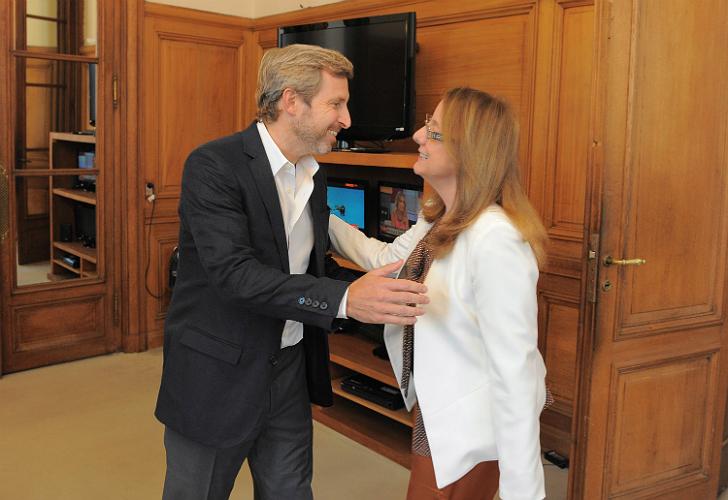 Se vuelven a reunir en Casa Rosada para afrontar la crisis