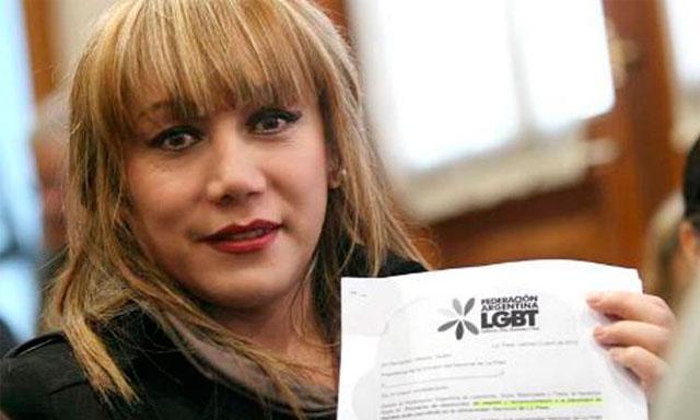 Una trans denuncia que la quisieron matar por su militancia