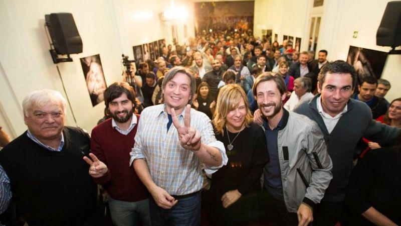 Intendentes de la primera sección quieren que CFK sea candidata