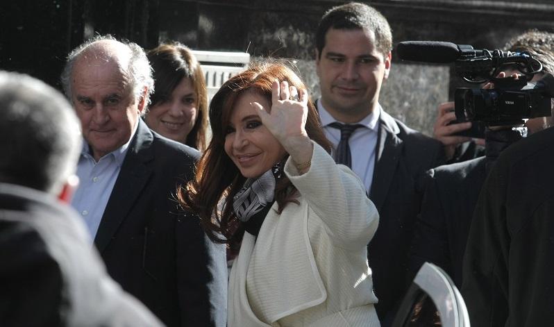 Cristina Kirchner presentó el espacio Unidad Ciudadana — Elecciones legislativas